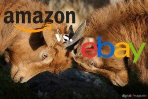 Ebay verklagt Amazon
