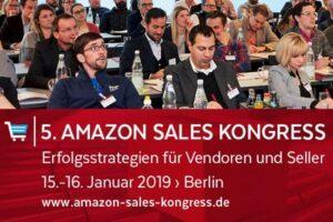 5. AMAZON SALES Kongress 2019
