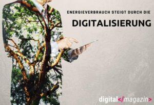 Digitalisierung Umwelt
