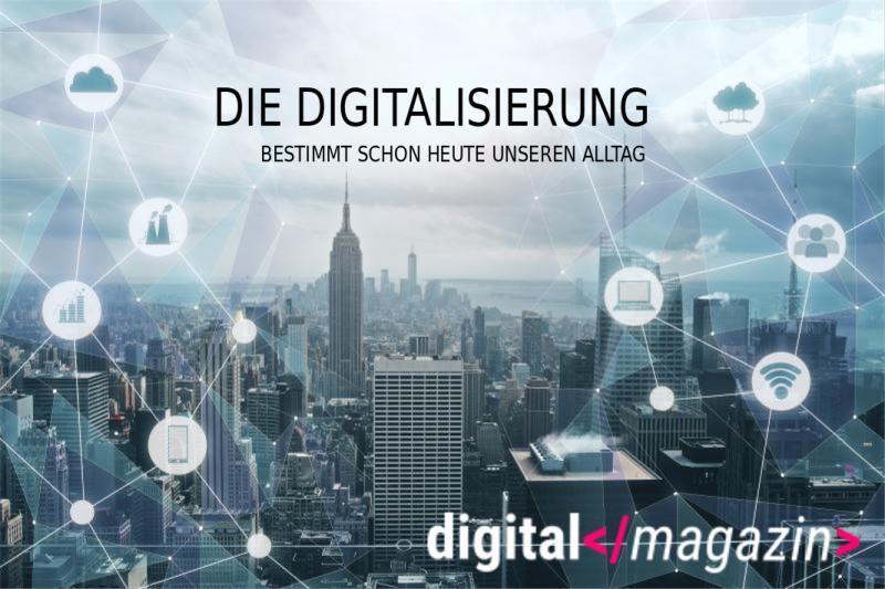 Digitalisierung Alltag