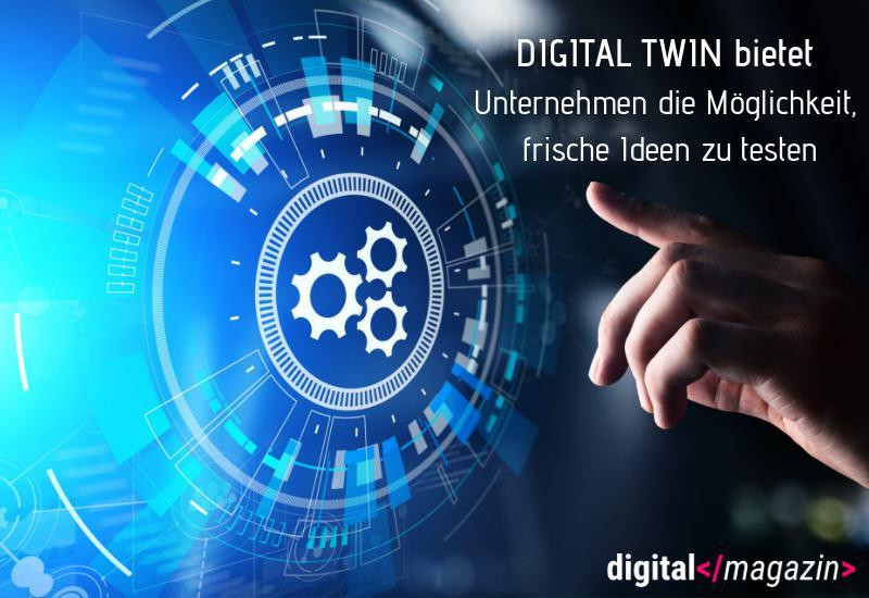 Digital Twin – Unternehmensprozesse in Echtzeit analysieren und optimieren