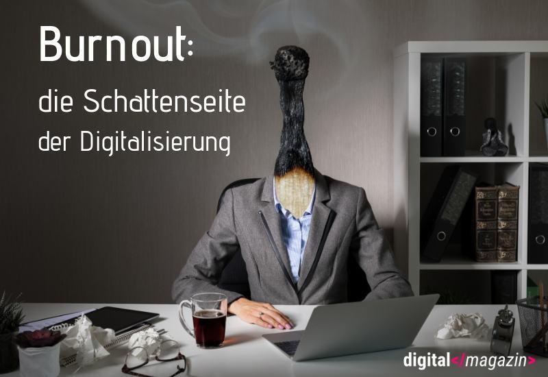 24/7 online – wenn die Digitalisierung krank macht