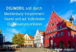 Digimobil – Digitalisierung zum Anfassen
