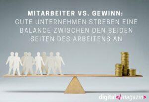 Arbeit in Zeiten der Digitalisierung – gute Arbeit vs. effiziente Arbeit