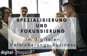 digitales Versicherungs-Business
