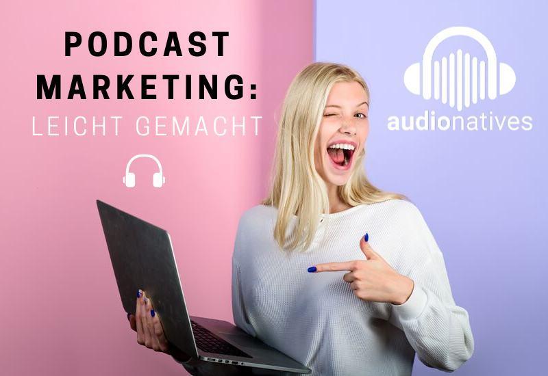 audionatives.com: Wo Podcaster und Advertiser schneller ans Ziel kommen