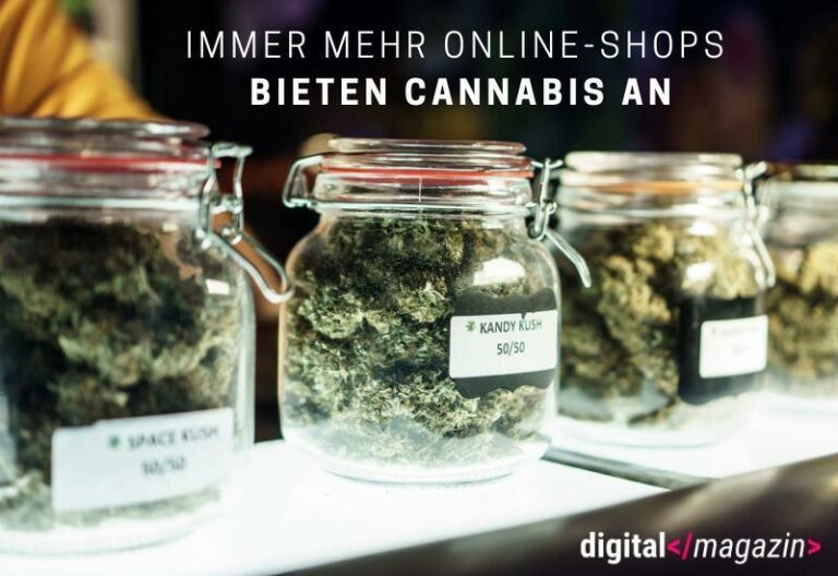 Cannabis im E-Commerce