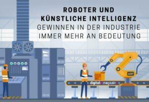 Industrie 4.0 – die Arbeit der Menschen verändert sich