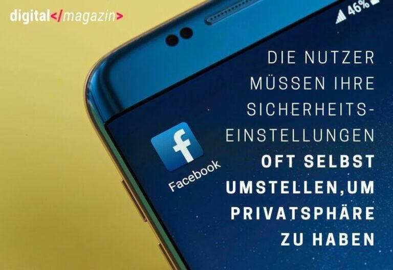 Privatsphäre in Gefahr