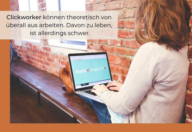 Digitaler Missbrauch – DGB fordert bessere Arbeitsbedingungen für Clickworker