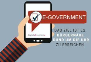 E-Government – Hörsching zeigt, wie es geht