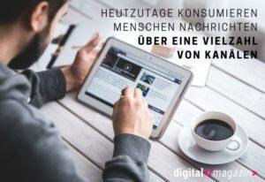 Nachrichten in Zeiten der Digitalisierung