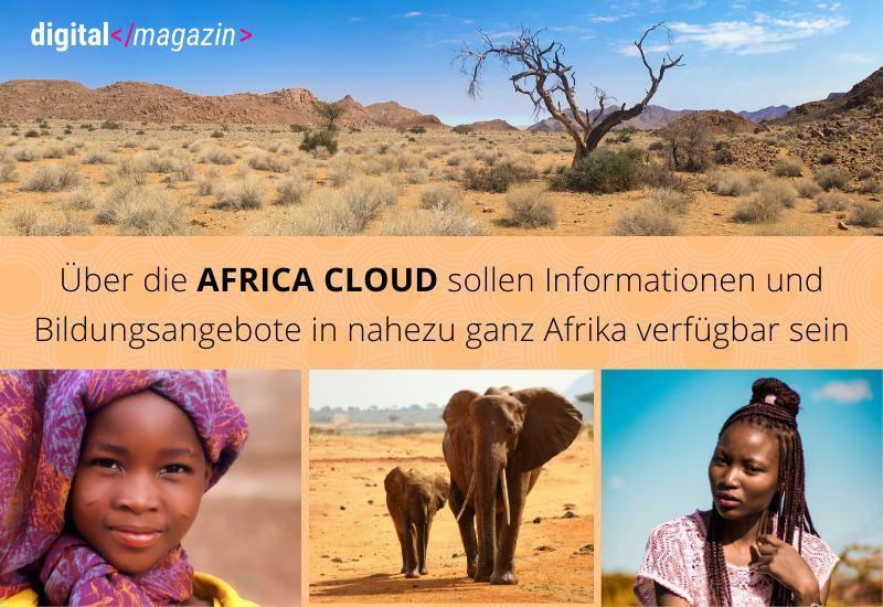 Africa Cloud – Wissen und Bildung kostenlos zugänglich machen