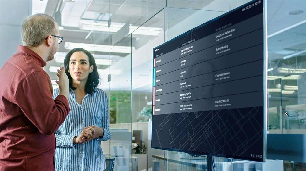 digitale Raumverwaltung