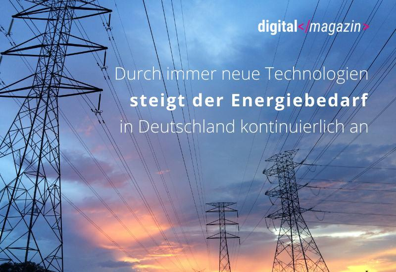 Digitalisierung der Energiebranche