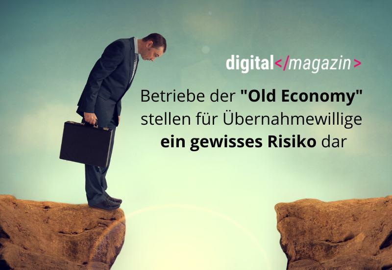 Wie die Digitalisierung den Generationenwechsel in deutschen Unternehmen erschwert