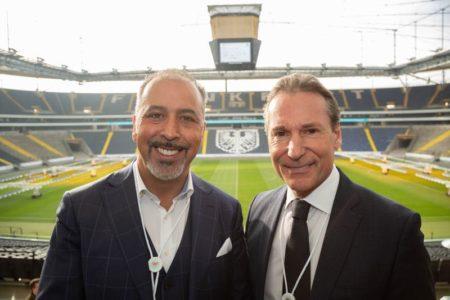 wee stellt auf dem wee ARENA SUMMIT weltweit erstes offenes Stadion-Bezahlsystem vor 1