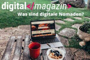 Was sind digitale Nomaden?