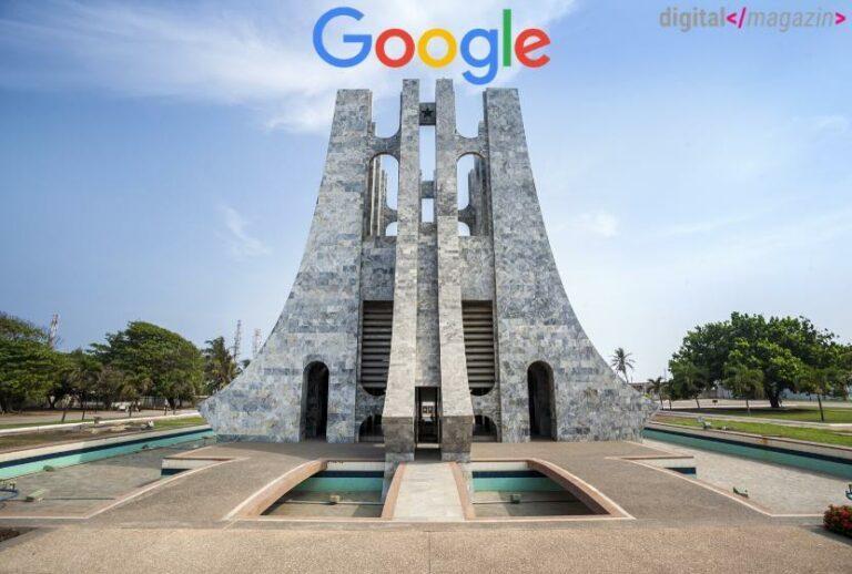 Zentrum für künstliche Intelligenz in Accra, Ghana