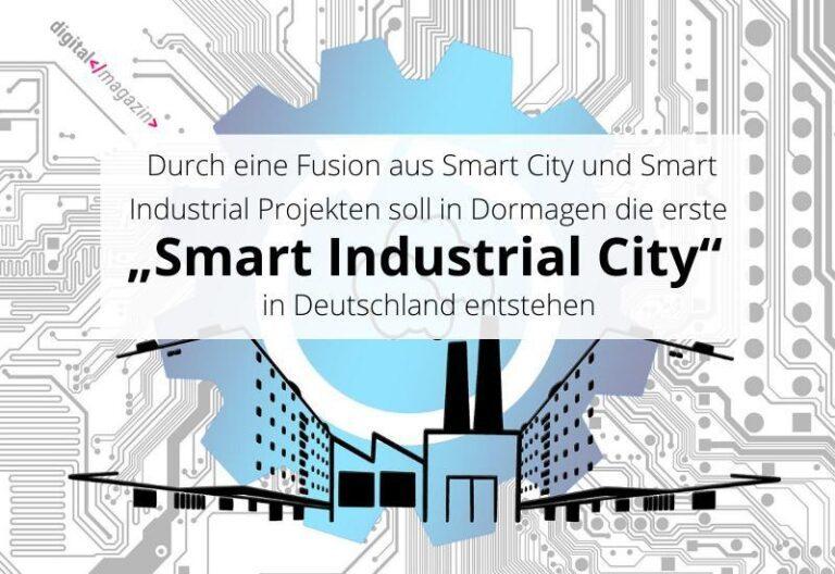 Smart Industrial City