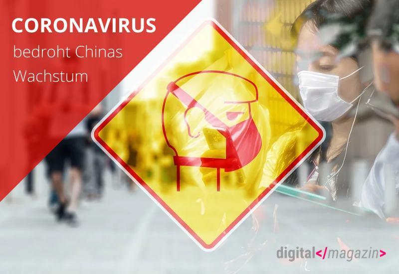 Auswirkungen des Coronavirus in China