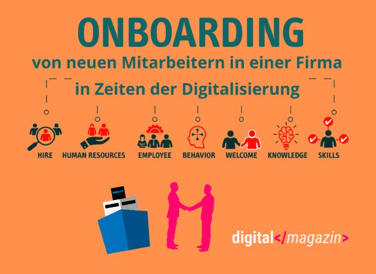 Onboarding Prozess mit haufe myonboarding.de