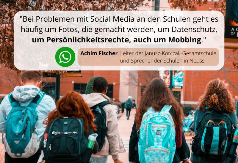 6. Stunde WhatsApp – Digitalisierung an deutschen Schulen