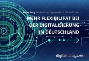 Förderung von KI in Deutschland – Bitkom-Präsident hält die Maßnahmen für zu pauschal