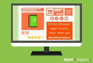 Nachhaltiger E-Commerce – E-Shopper Barometer 2019