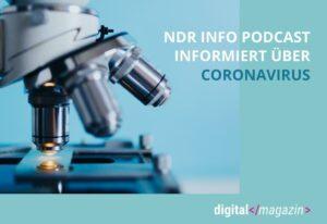 Podcast aktuell – der Corona-Virus bringt neue digitale Formen hervor