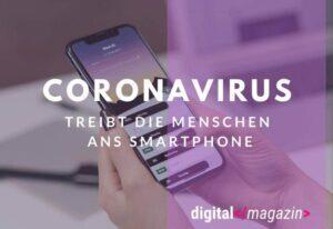 Apps in Zeiten von Corona