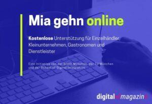 München macht Digitalisierung innerhalb von 24 Stunden möglich