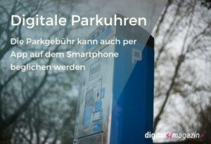 Neue Parkuhren für Oetwil – Bezahlen per Smartphone ab sofort möglich