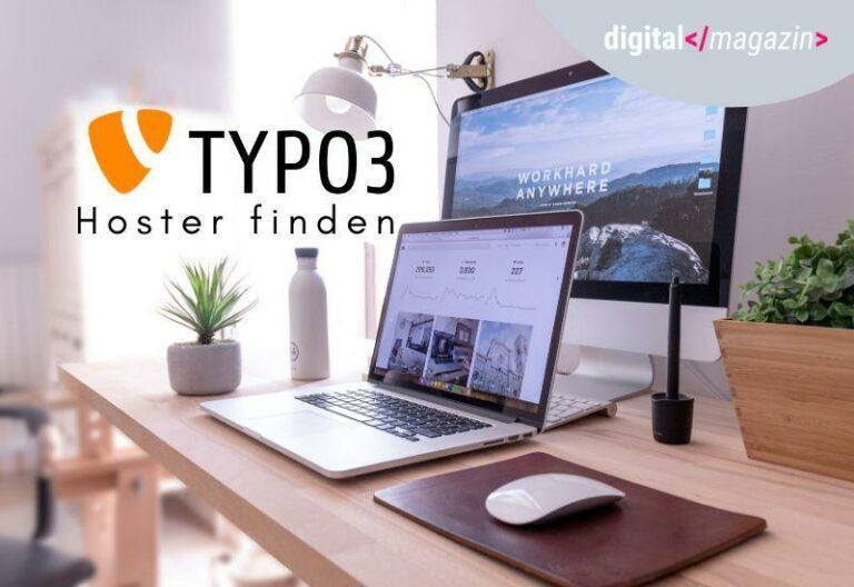 Typo3 Hoster finden