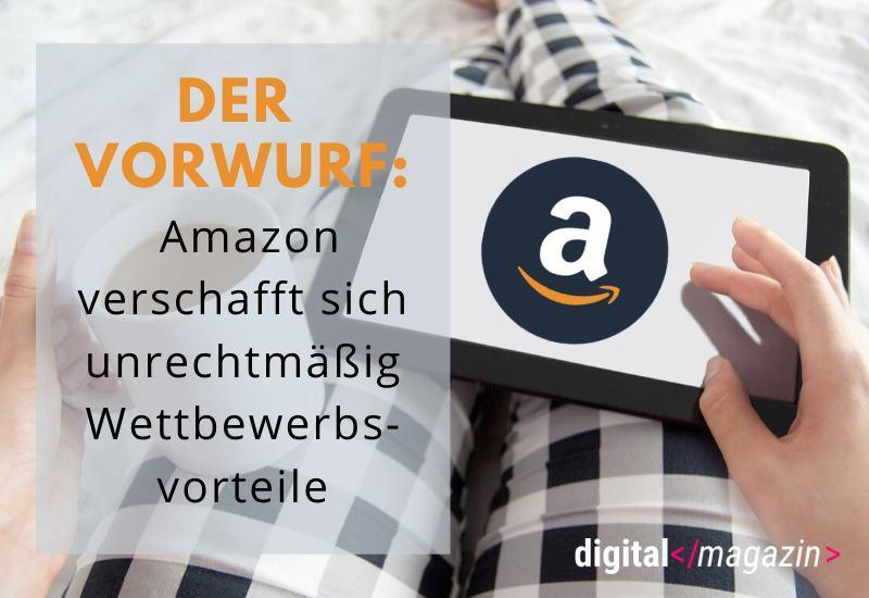 Lässt Amazon private Händlerdaten für eigene Zwecke auswerten?