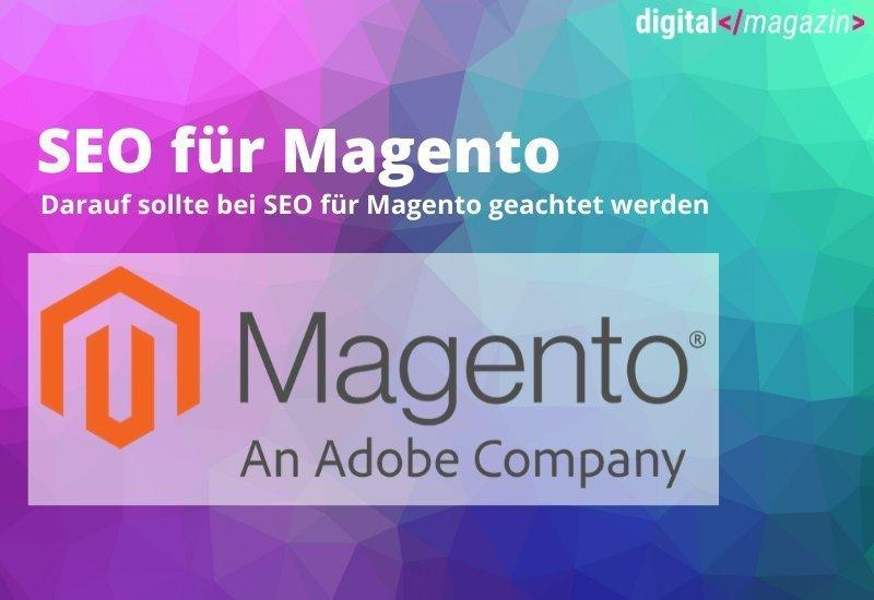 SEO für Magento Shop-System