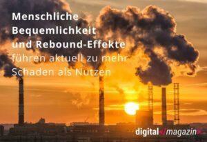Nachhaltige Digitalisierung