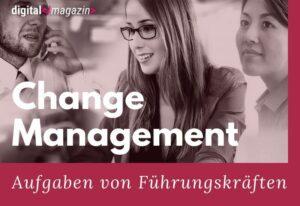 Change Management kommt in vielen Betrieben zu kurz