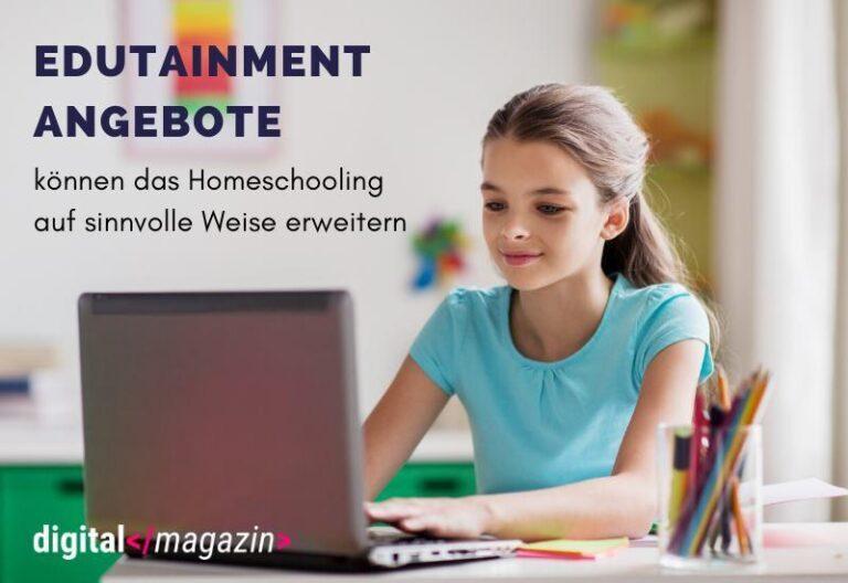 Edutainment-Angebote für Zuhause: Wie Kinder spielend Neues lernen können