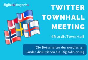 Twitter-Townhall-Meeting zur Digitalisierung