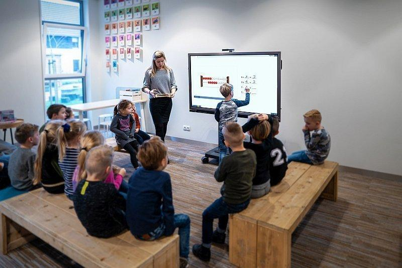 PROWISE Touchscreens in der Schule
