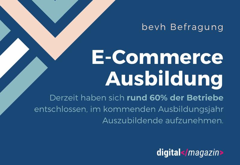 E-Commerce Ausbildung kommt gut an | dm