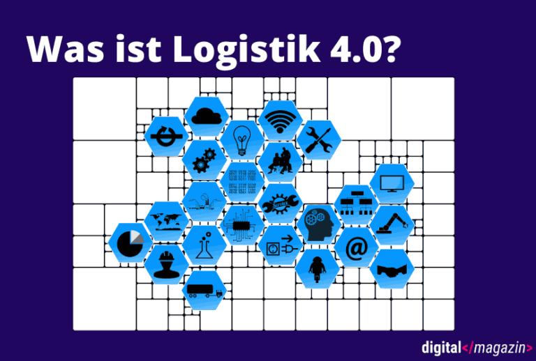 Logistik 4.0 Definition