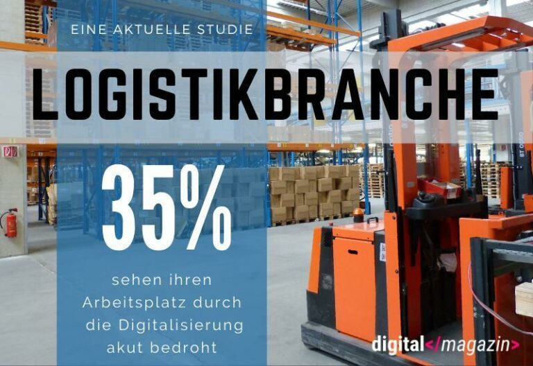 Sorge in der Logistikbranche vor den disruptiven Kräften der Digitalisierung