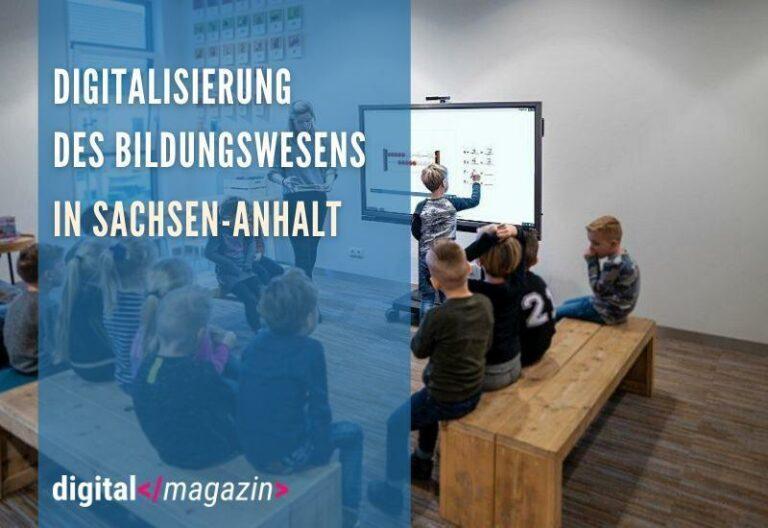 Zusammenarbeit von Sachsen-Anhalt und Prowise soll den digitalen Unterricht ermöglichen