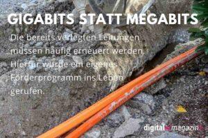 Bayern will bis 2025 Gigabit-Ausbau abgeschlossen haben