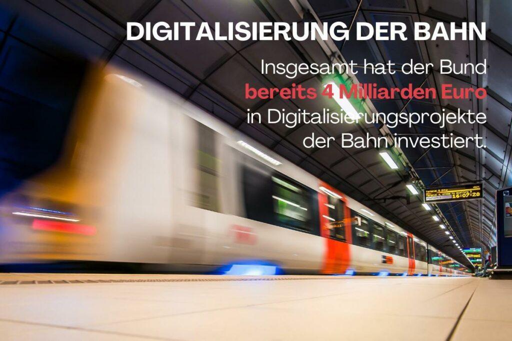 Vorreiter bei der Digitalisierung – Bahn digitalisiert den Bahnknoten Stuttgart