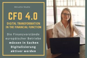 Herausforderungen für CFOs bei der digitalen Transormation