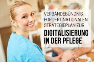 Grundsatzpapier zur Digitalisierung in der Pflege