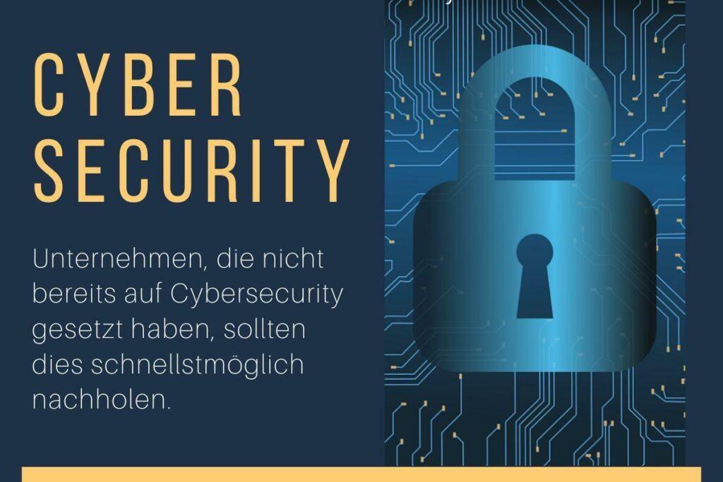 Cybersecurity ist während und nach Corona wichtiger denn je